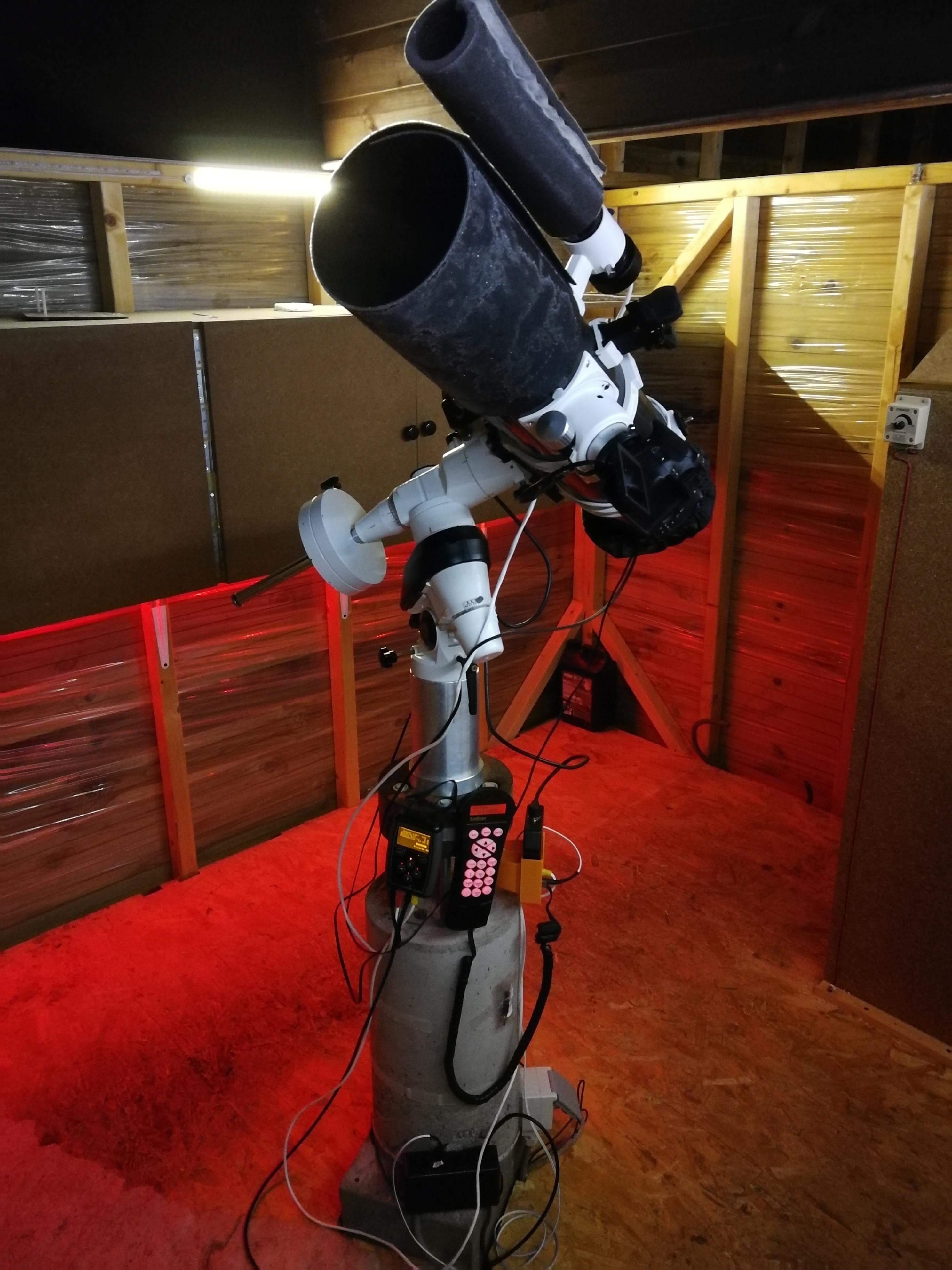 Le Profond Astronomique Photographier De • Société Liège Ciel oeWdCBrx